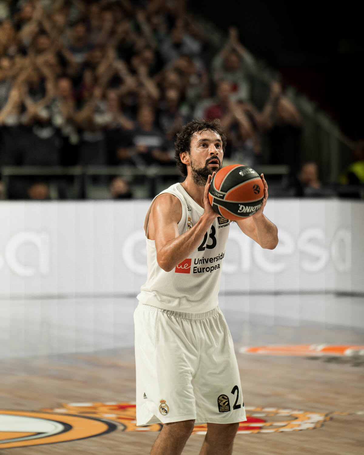 Real Madrid VS Baskonia - Llull 2