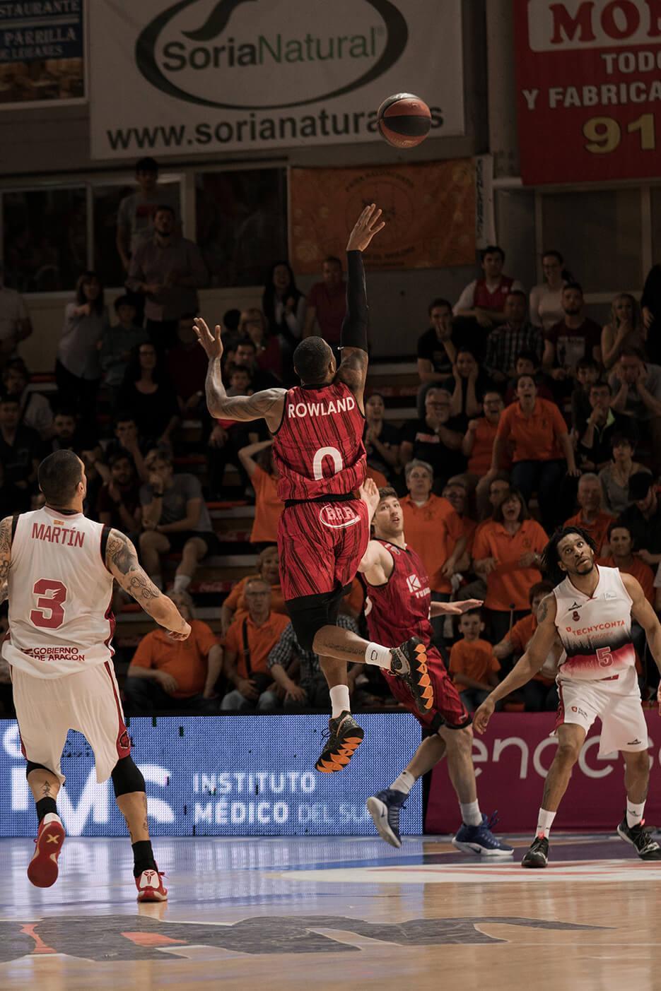Fuenlabrada VS Zaragoza - Rowland 2