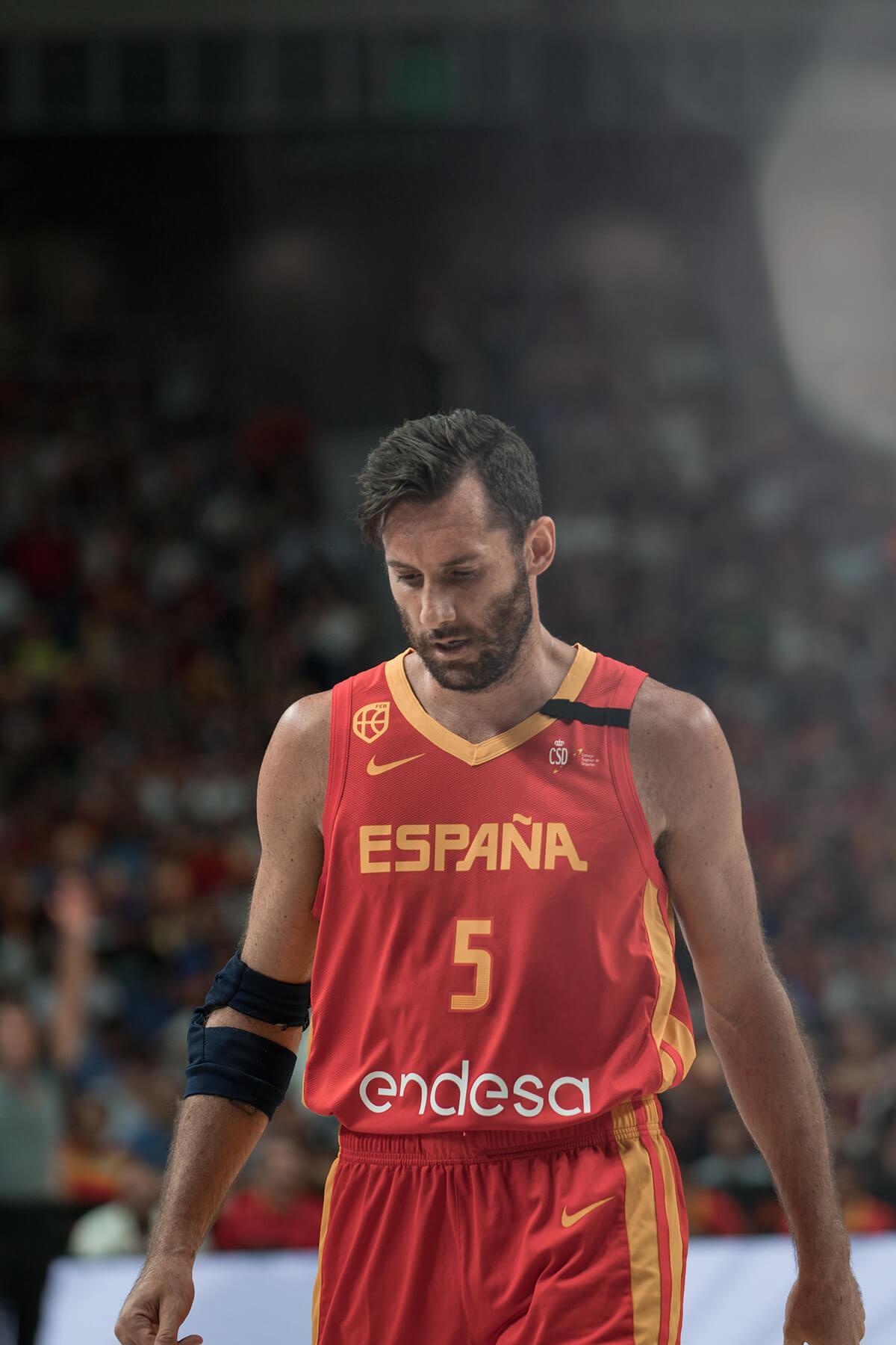 España VS RDC - Rudy